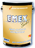 "Premium alkyd enamel for wood metal masonry ""Emex Gold"""