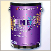 "Chlorinated rubber primer ""Emex"""