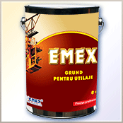 "Vehicles and equipment anticorrosive primer ""Emex"""
