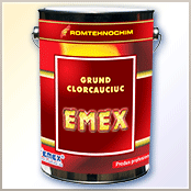 "Anticorrosive chlorinated rubber primer ""Emex"""