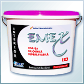 "Interior silicone washable paint ""Emex"""